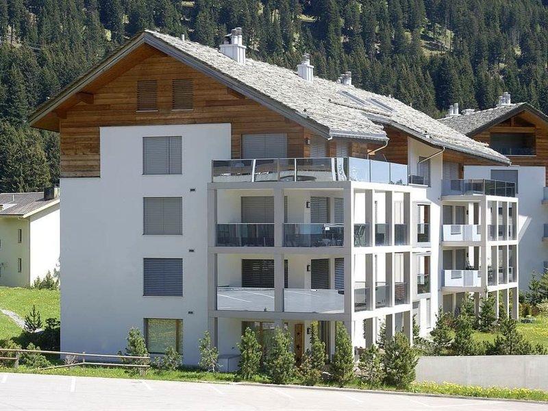 Ferienwohnung Kulm 2, vacation rental in Valbella