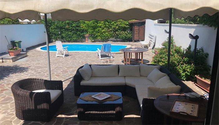 Villa con piscina e vicina alla spiaggia di Torre dell'Orso Pt54, vacation rental in Melendugno
