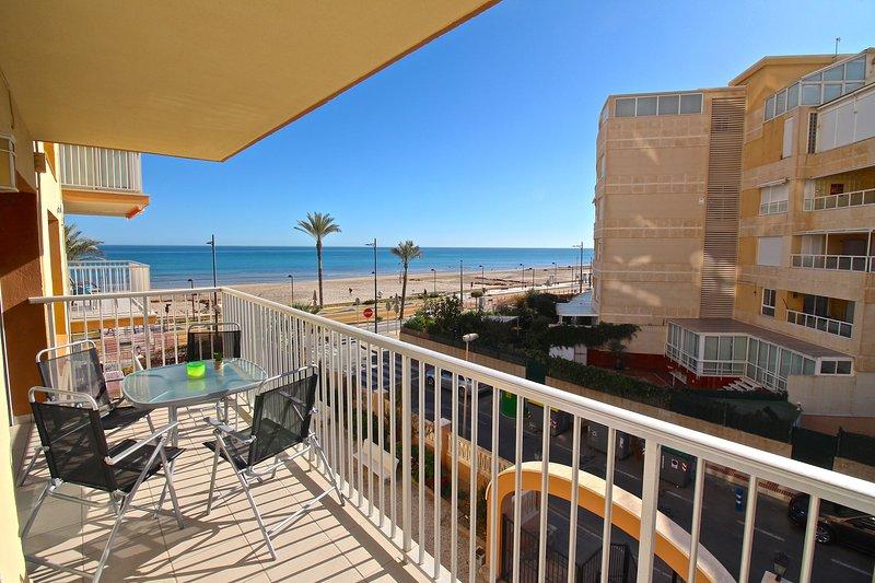 Apartamento Mar y arena, holiday rental in Campello