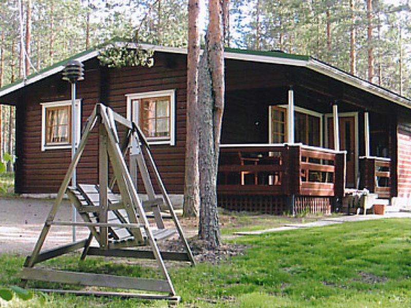Aittoniemi ii, vacation rental in Petajavesi