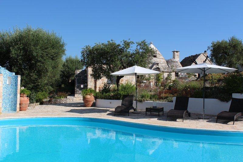 Amazing villa with swimming-pool, holiday rental in San Leonardo