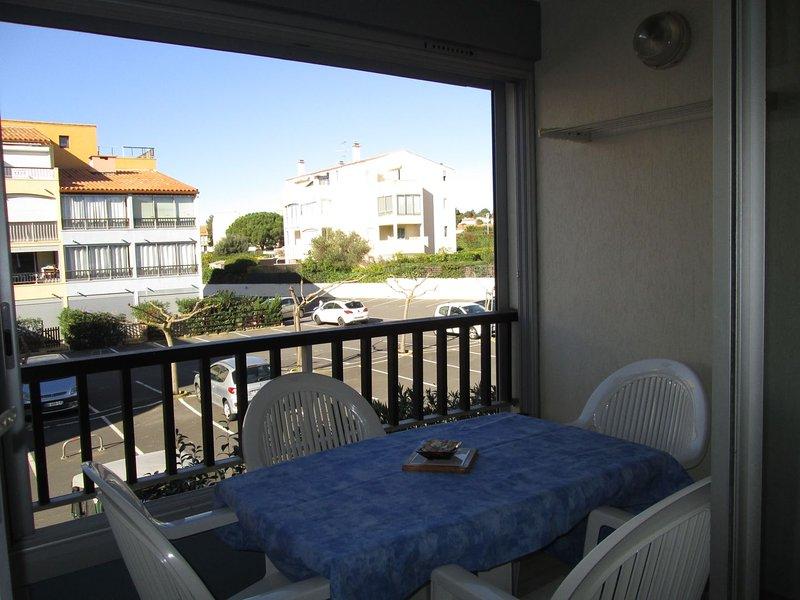 Studio + bunkbed apartment / Mont St Martin, location de vacances à Cap d'Agde