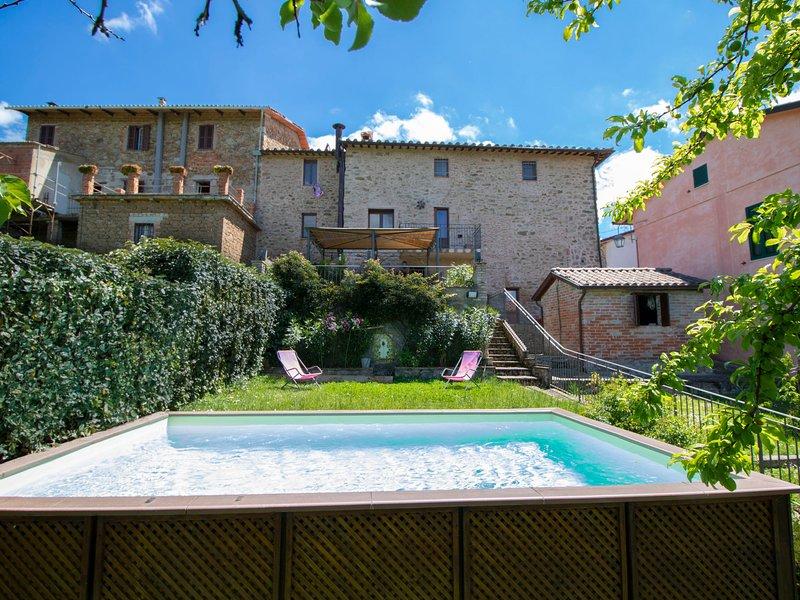 Casa Dei Baldi, aluguéis de temporada em Colle San Paolo