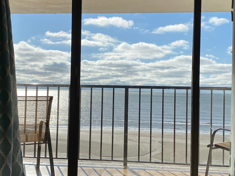 Panoramic view of the Gulf..Best View in Galveston, vacation rental in Galveston Island