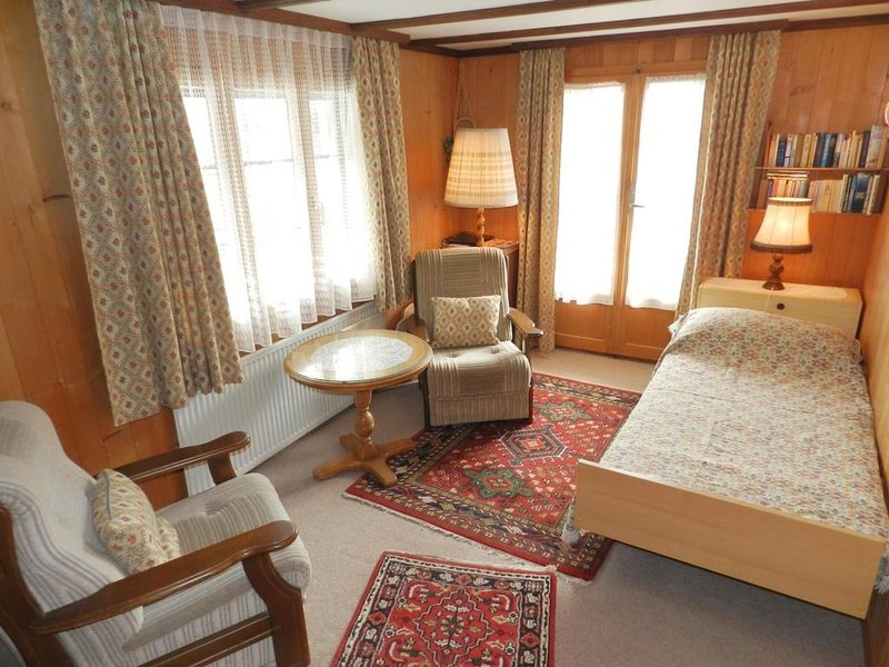 Studio Morier (1. Stock), vacation rental in Chateau-d'Oex