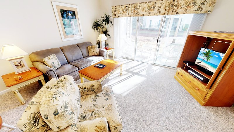Village at the Glens N 102, vacation rental in Little River