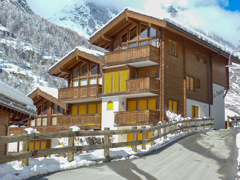 La Prairie Chalet in Zermatt