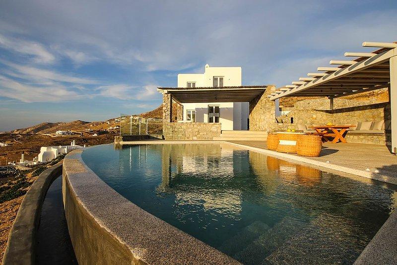 Villa Brian, holiday rental in Ftelia