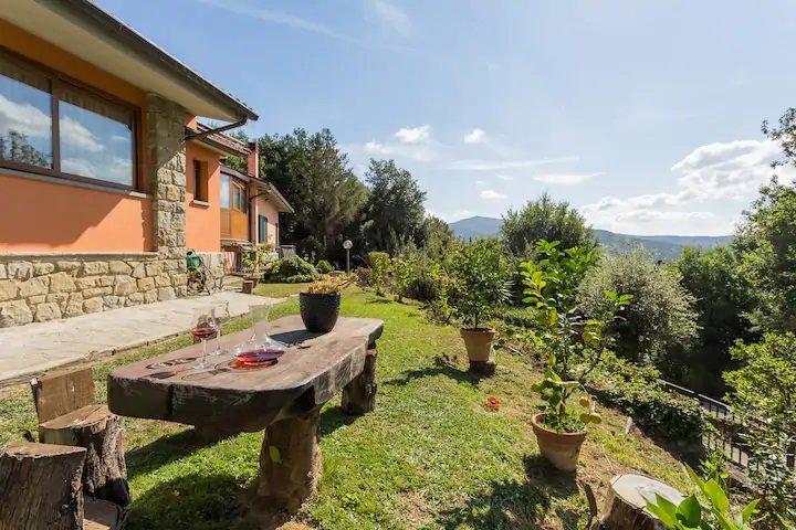 Tuscan Charm of Villa Luigina in the Countryside in Cortona, location de vacances à Col di Morro