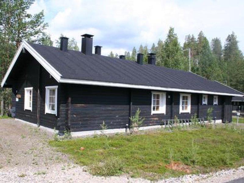 Lomaylläs h105 / pistopolku 2a, holiday rental in Kolari