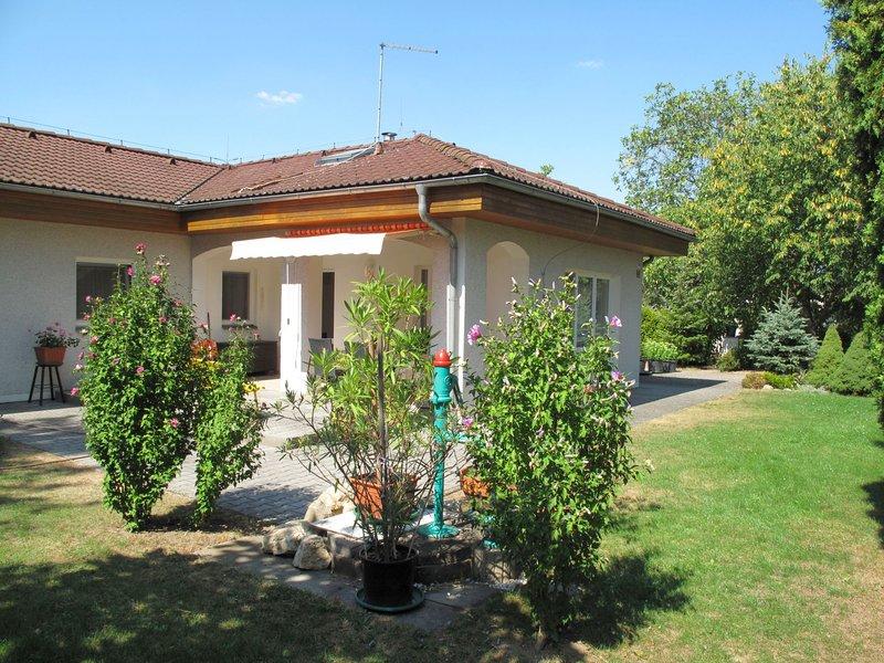 Vila Tosca, holiday rental in Velke Popovice