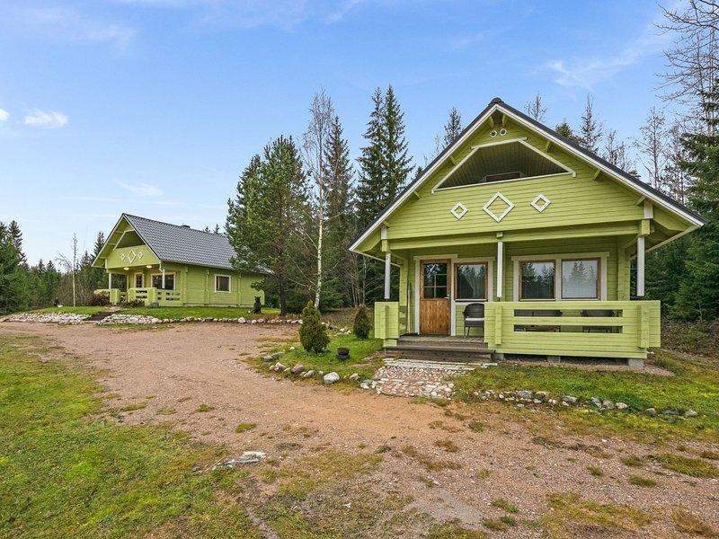 Metsämökki, location de vacances à Bromarv