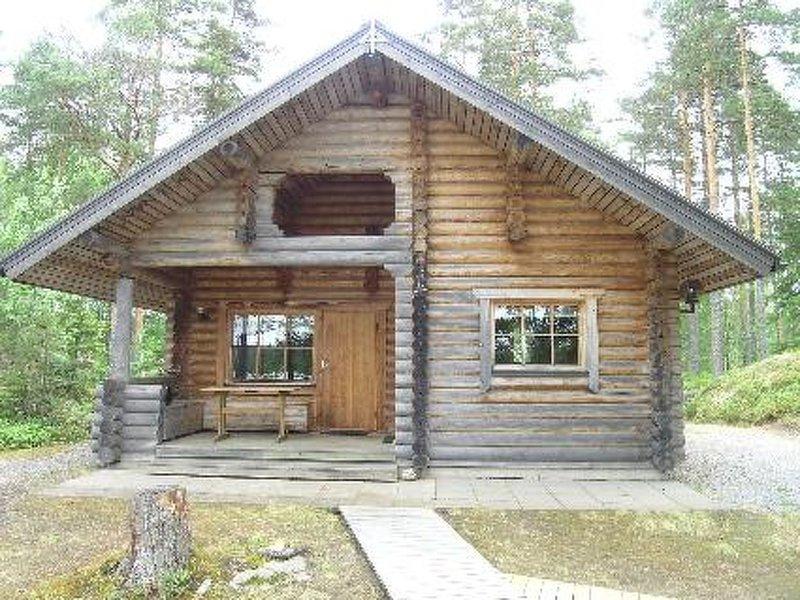 Mökinniemi, holiday rental in Puumala
