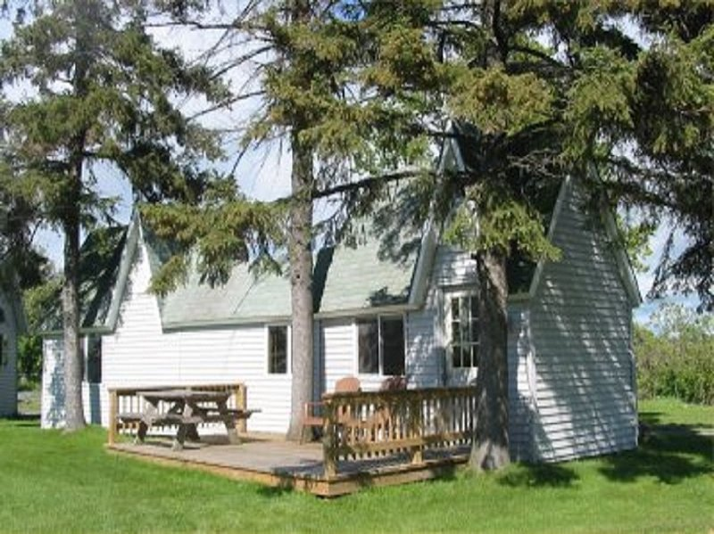 Cozy 1 bedroom/1 bath cottage #9, holiday rental in Cape Vincent
