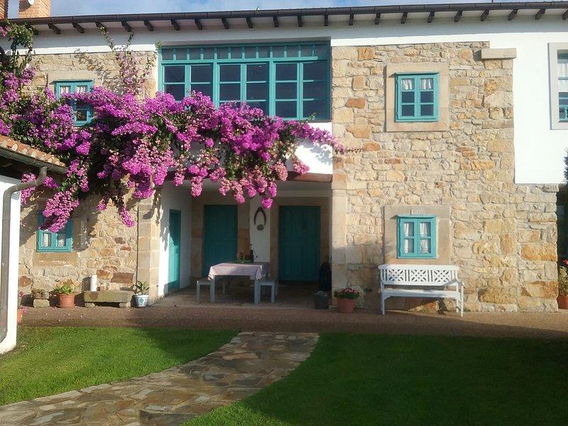 La Quintana de Vielgos, holiday rental in Arguero