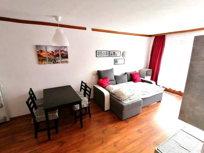 Four Seasons Apartment Carinthia, holiday rental in Oberaichwald