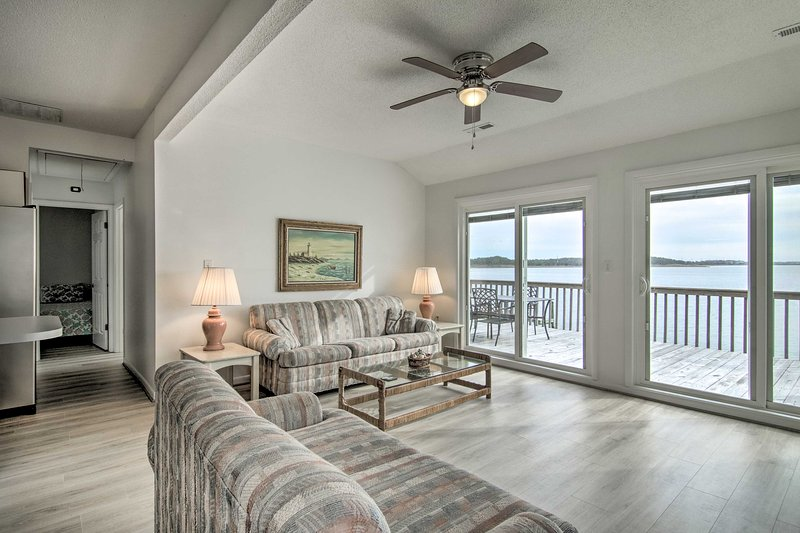 NEW! Cozy Bethany Beach House w/ Deck & Bay Views!, vacation rental in South Bethany
