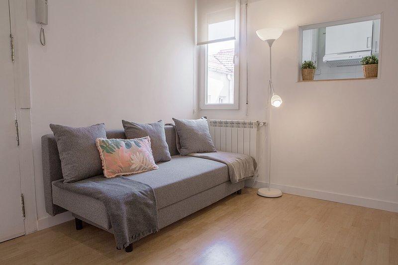 Moderne 2-Bett-Wohnung in Puerta del Angel