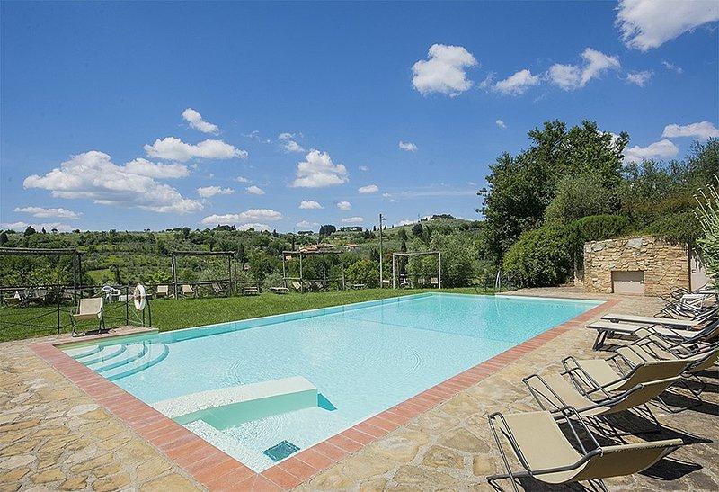 Casa Bonannia G, location de vacances à Bagno a Ripoli