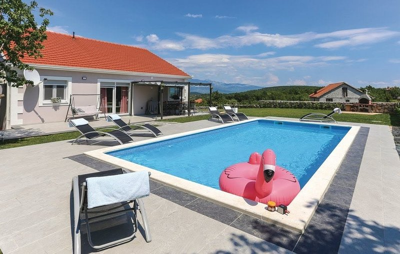 Luxury Relax House for 10 /w Heated pool, vacation rental in Donje Ogorje