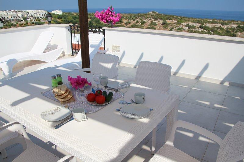 Sea Magic Premium C4/6, holiday rental in Agios Amvrosios