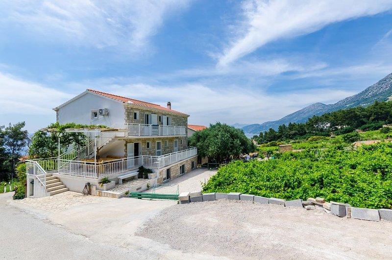 Borak Apartment Sleeps 3 with Air Con - 5829016, vacation rental in Potomje