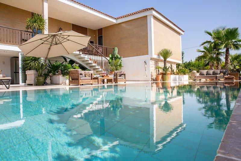 Villa Flora, Ferienwohnung in Depressa