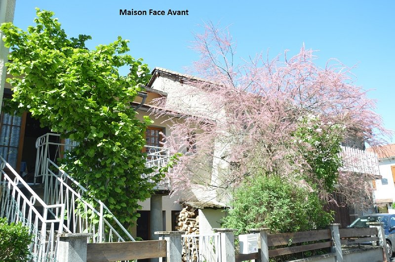 Property with mountain view, alquiler vacacional en Saint-Flour