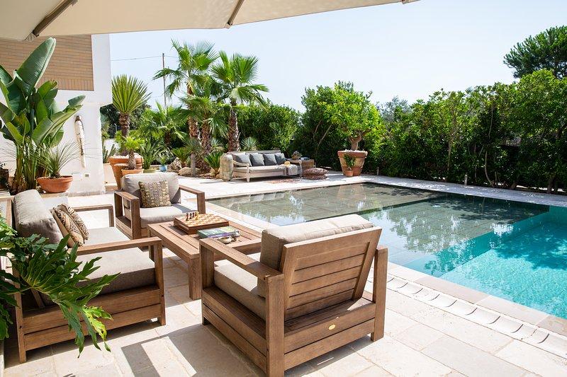 Villa Flora, holiday rental in Castiglione d'Otranto