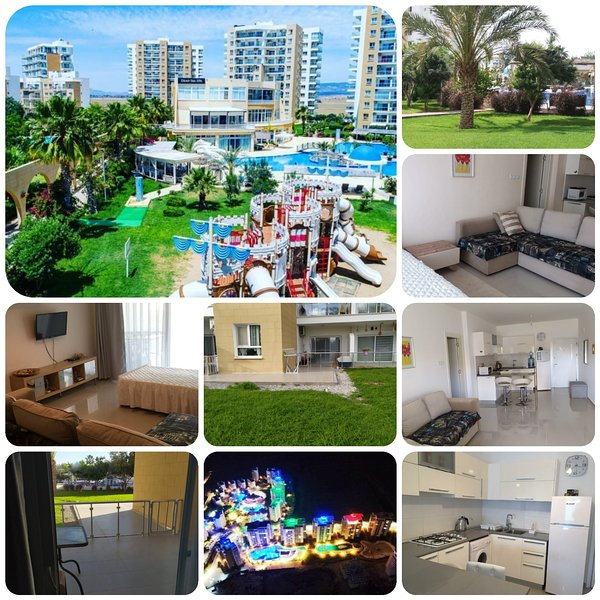 Apartment for your vacation, holiday rental in Trikomo
