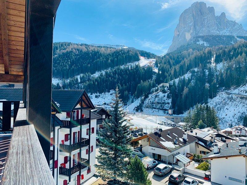 Skiferien in Südtirol - Residence casa Metz, casa vacanza a Selva di Val Gardena