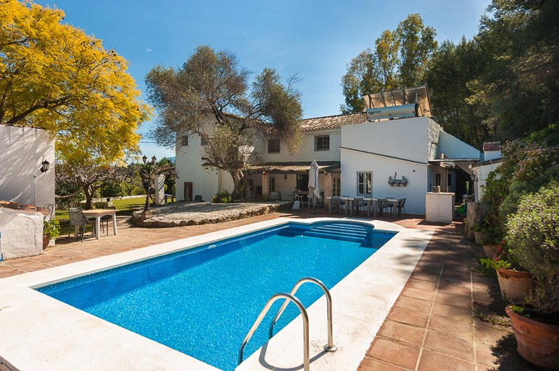 Finca Santa Fe, holiday rental in Coin