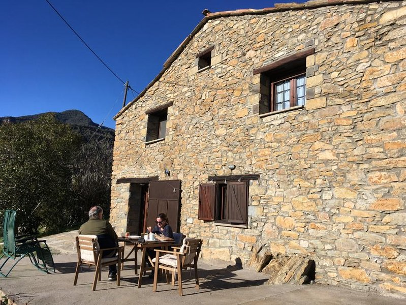 Nice house with mountain view, holiday rental in Campo