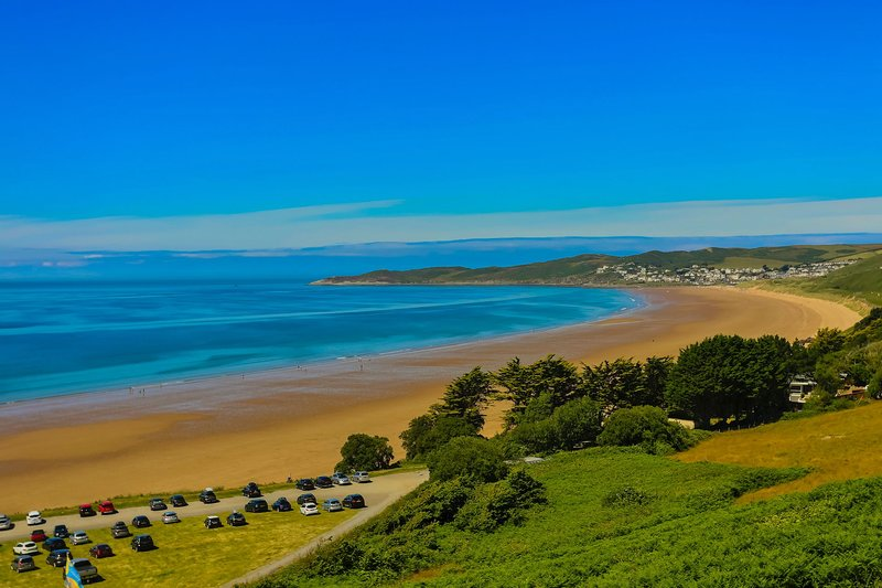WOOLACOMBE BEACH HOLT | 3 Bedrooms, holiday rental in Lee