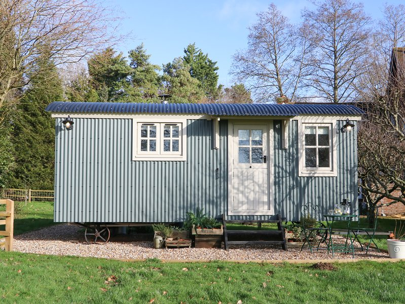 Gibson's Hut, Alresford, location de vacances à Kings Worthy
