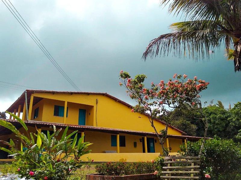 Sítio Nevoeiro, vacation rental in Tiangua