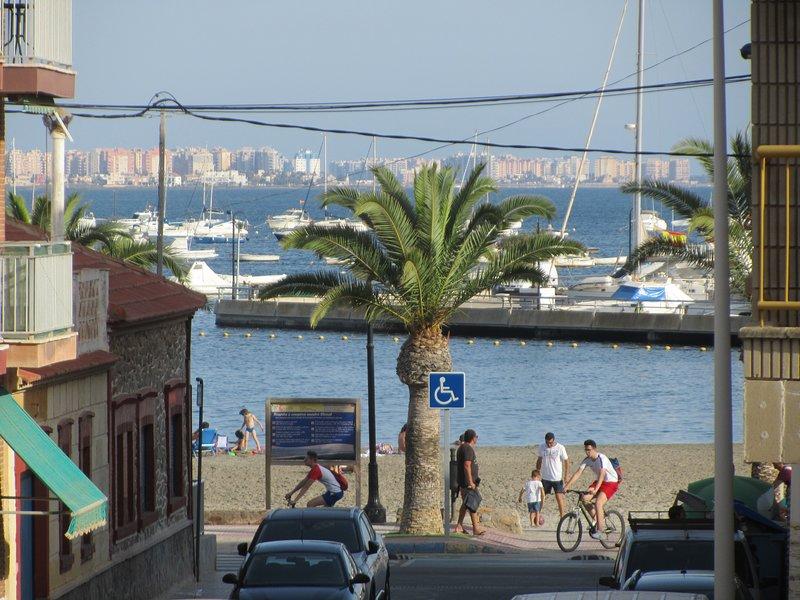 Morada Cálida, nur 80m vom Strand entfernt., location de vacances à San Pedro del Pinatar