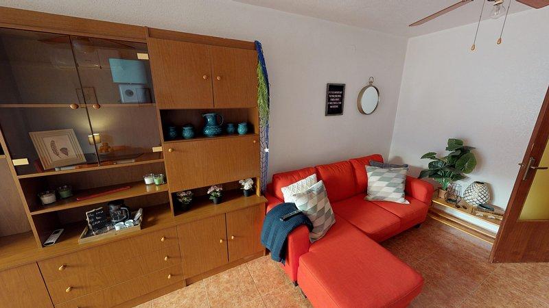 Casa Pilar - A Murcia Holiday Rentals Property, vacation rental in El Carmoli