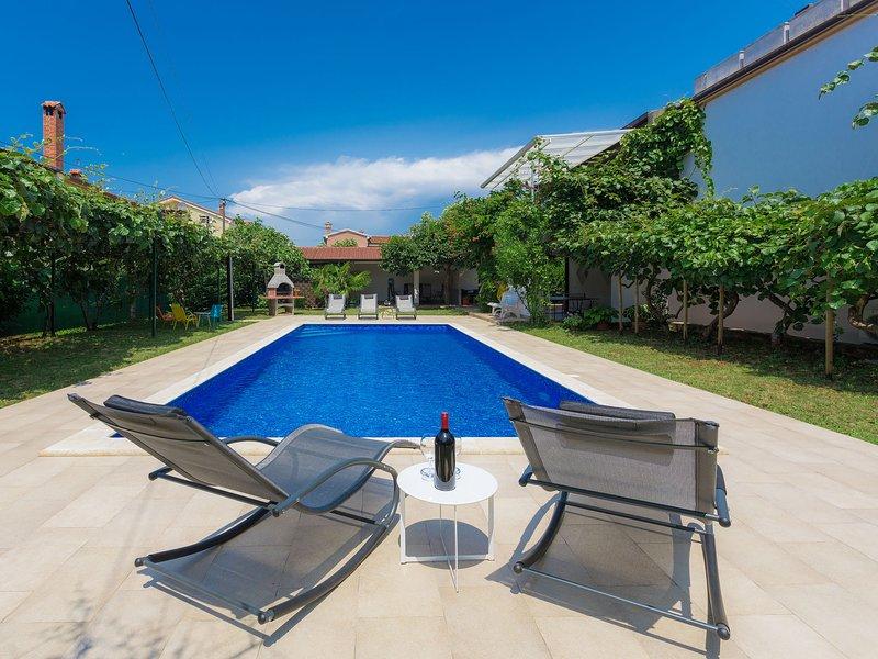 Villa Toni, location de vacances à Umag