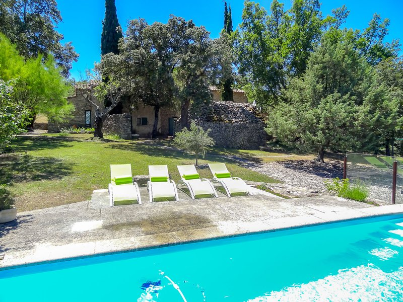 L'Hermitage St Pons, vacation rental in Bonnieux