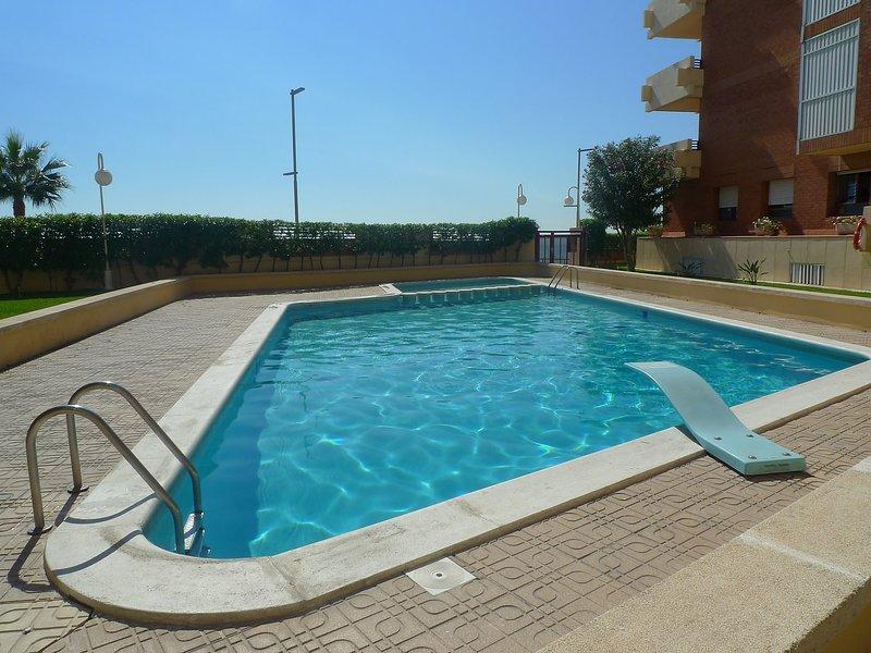 Voramar 01, holiday rental in L'Ampolla