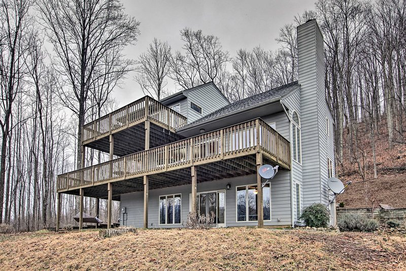 Embark on the vacation you've been dreaming of when you book this home!