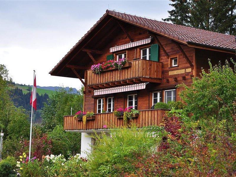 Christeli, holiday rental in Zweisimmen