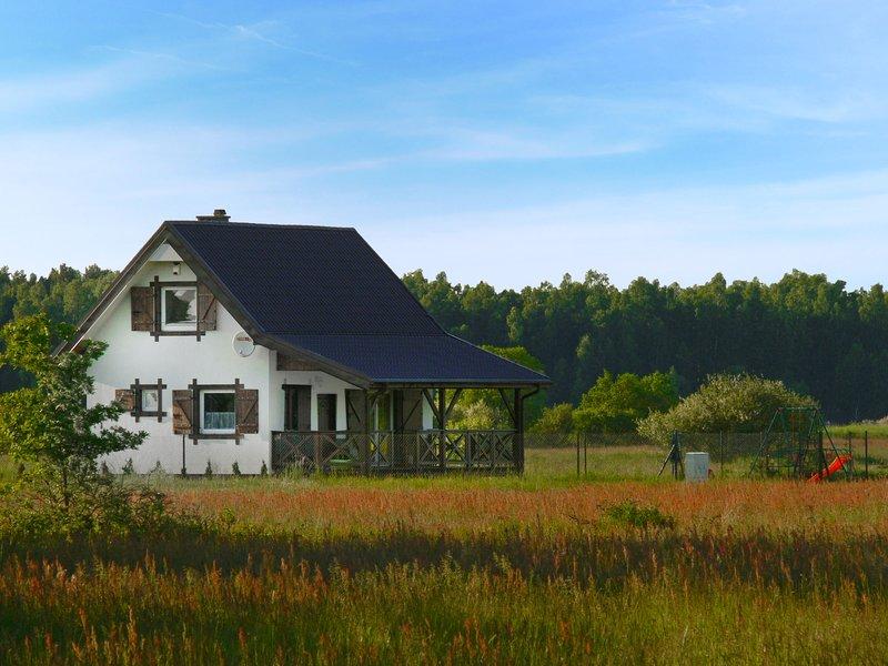 Zakątek VENTUS II, location de vacances à Smołdzinski Las