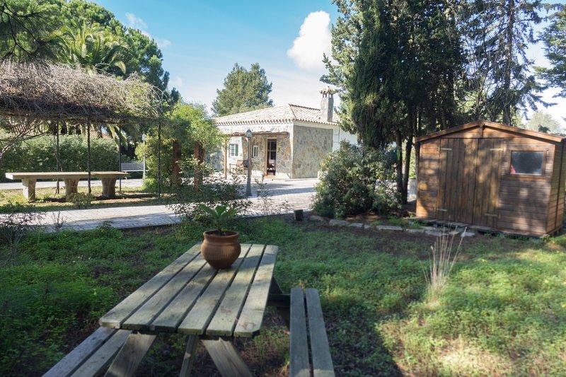 Chalet El Pino Canario, holiday rental in Pago del Humo