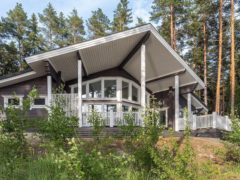 Villa aallokko, holiday rental in Luopioinen