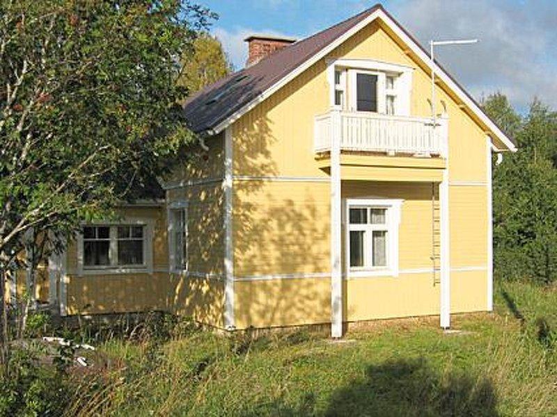 Jokiranta, vacation rental in Lievestuore