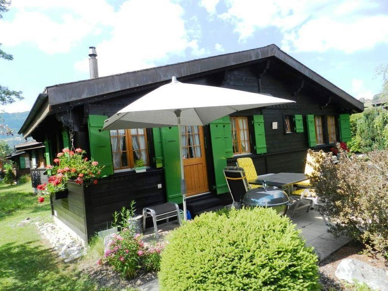 Abnaki, Chalet, vacation rental in Chateau-d'Oex