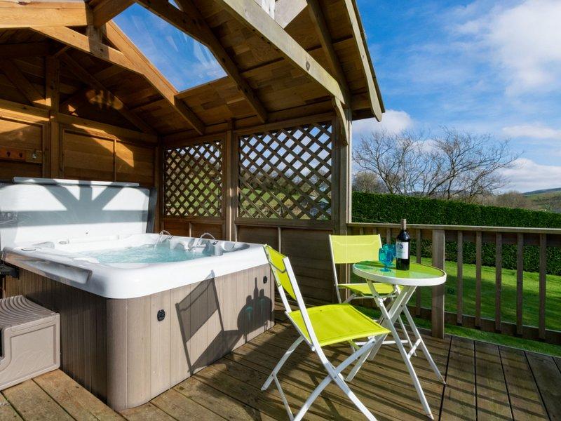 Penrhy, holiday rental in Ponterwyd