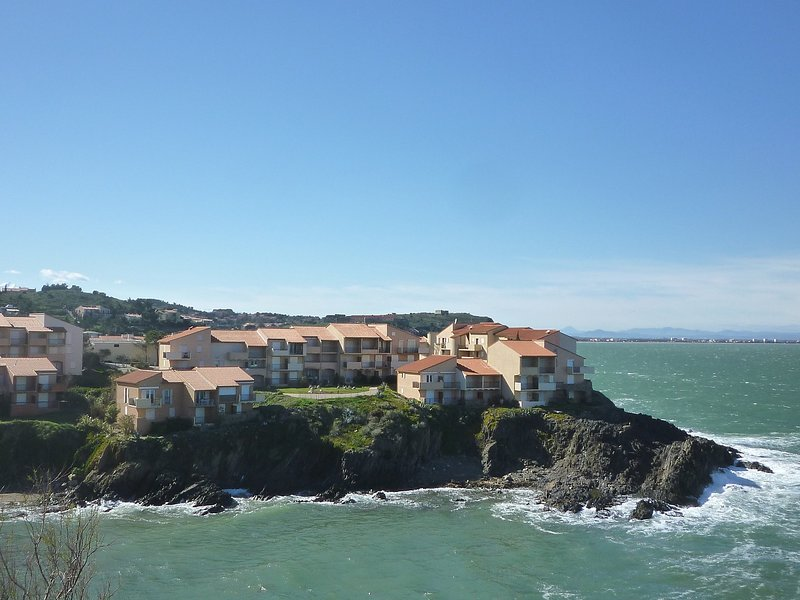 Les Roches Bleues, holiday rental in Port-Vendres
